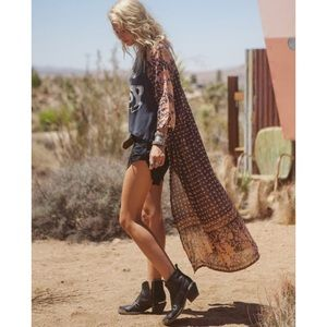 Spell Designs Desert Rose Duster 🌹